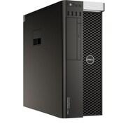 Dell™ Precision™ T7810 Tower Workstation, Intel Xeon E5-2650v3 Deca-Core 2.3 GHz