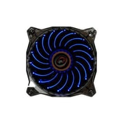 LEPA Casino LP-VC1C12P 120 mm Cooling Fan, 1600 RPM, Blue