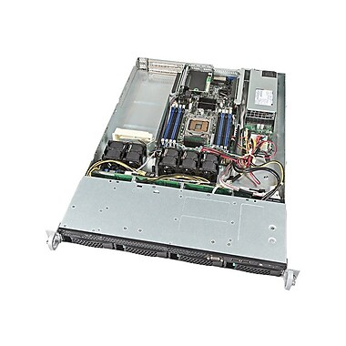Intel - Esg R1304Jp4Oc 1U Rack Server Barebone System