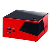 Gigabyte™ GB-BX BRIX Pro Ultra Compact Desktop PC Kit, Intel Quad-Core i5-4570R 3.2 GHz