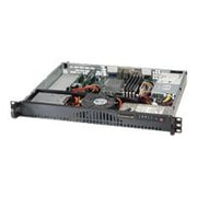 Supermicro® SuperServer 5018A-MLTN4 1U Rack Server, Intel Atom C2550 2.4 GHz
