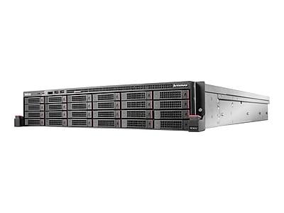Lenovo ThinkServer RD650 2U Rack Server, Intel Xeon E5-2620V3 Hexa-Core 2.4 GHz/3.2 GHz IM1XU2716