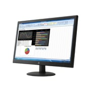 "HP® Smart Buy V241P 23.6"" Full HD Widescreen LED LCD Monitor, Black"