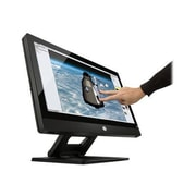 "HP M8X59UT#ABA 27"" LED Display, Core I5 4590 3.3 Ghz, 1TB, 8GB, Workstation Z1 G2, Black"