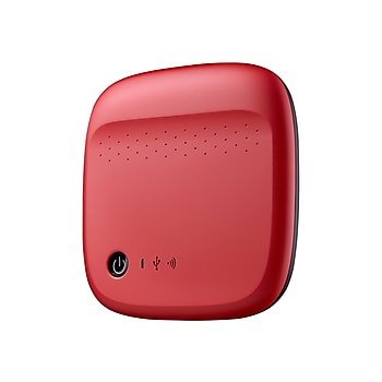 Seagate 500GB Wireless External Hard Drive