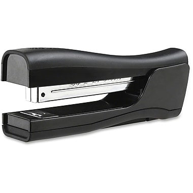 Bostitch Dynamo On-Board Storage Stapler, 20-Sheet Capacity, Black