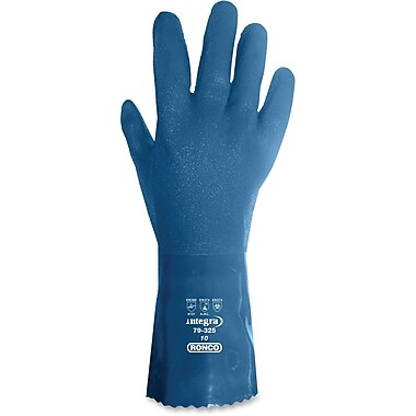 Ronco Integra PVC Plus Gloves, 12