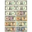 Ashley Math Die Cut Magnet, U.S. Dollars