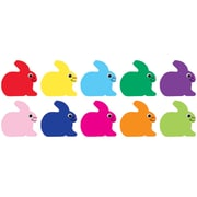 "Hygloss 7"" Classroom Accents, Bunny, 5/Pack"