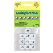 Koplow Games Inc Dice Set, Multiplication, 4/Set