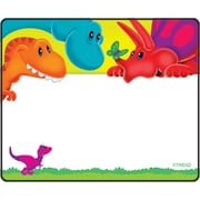 Trend Enterprises® Terrific Label, Dino-Mite Pals, 8/Pack