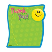 Trend Enterprises® Note Pad, Thank You, 8/Pack