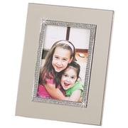 Creative Gifts International Glitter Galore Picture Frame; 4'' x 6''