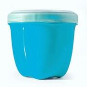 Preserve 8 Ounces Food Storage Container; Aqua