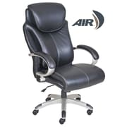 Serta at Home High-Back Leather Executive Office Chair