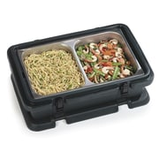 Carlisle Food Service Products Cateraide  12-qt. Single Pan Carrier; Black
