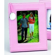 Creative Gifts International Leatherette Picture Frame