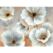 Portfolio Canvas 'First Bloom' by Sandy Doonan Framed Painting Print on Wrapped Canvas