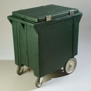 Carlisle Food Service Products Cateraide  Insulated Ice Caddy; Forest Green
