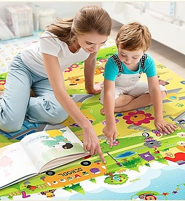 Parklon Bear School Play Mat