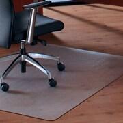 FLOORTEX Cleartex Mega Chair Mat; 35'' W x 47'' D