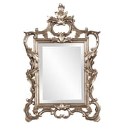 Howard Elliott Andrews Scroll Mirror