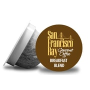 San Francisco Bay Coffee One Cup Breakfast Blend Single Serve Coffee (Pack of 36)