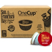 San Francisco Bay Coffee One Cup Fog Chaser Single Serve Coffee (Pack of 36)