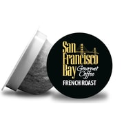 San Francisco Bay Coffee One Cup French Roast Single Serve Coffee (Pack of 120)