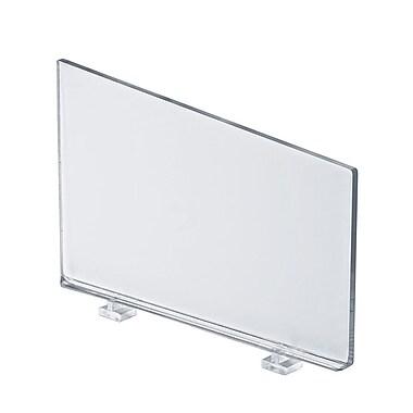 Azar Clear Acrylic Divider, 6.75