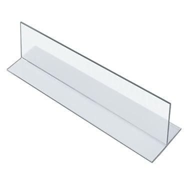 Azar Clear Acrylic Divider, 6.5