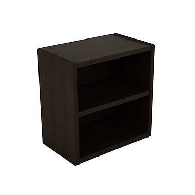 Quagga Designs qd-box™ for CD-Storage, Dark Chocolate Stain