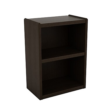 Quagga Designs Qddvdchoc-m qd-box™ for DVD-Storage, Dark Chocolate Stain