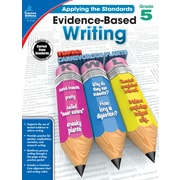 Carson-Dellosa Evidence-Based Writing Workbook for Grade 5