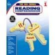 Carson-Dellosa Reading Comprehension Workbook for Grade 1