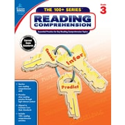Carson-Dellosa Reading Comprehension Workbook for Grade 3