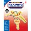 Carson-Dellosa Reading Comprehension Workbook for Grade 4