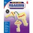 Carson-Dellosa Reading Comprehension Workbook for Grade 6