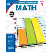 Carson-Dellosa Math Workbook for Grade 1