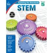 Carson-Dellosa Applying the Standards STEM Workbook for Grade 5