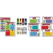 Carson-Dellosa STEM Bulletin Board Set, 10 Pieces/Set