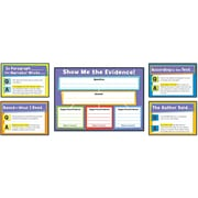 Carson-Dellosa Evidence-Based Reading and Writing Bulletin Board Set, 10 Pieces/Set