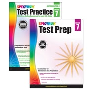 Spectrum Test Prep and Practice Classroom Kit for Grade 7