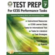 Mark Twain Test Prep for CCSS Performance Tasks Resource Book for Grade 7