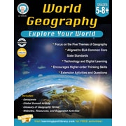 Mark Twain World Geography Resource Book