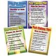 Mark Twain Media Language Arts Testing Tips Bulletin Board Set, 4 Boards/Set