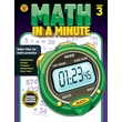 Brighter Child Math in a Minute Workbook for Grade 3