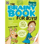 Thinking Kids Brainy Book for Boys Volume 1