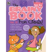 Thinking Kids Brainy Book for Girls Volume 2