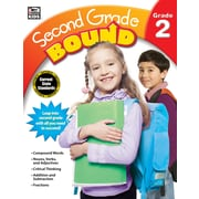 Thinking Kids Second Grade Bound Workbook